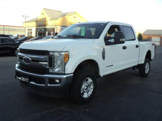 Used 2017 Ford F-250 XLT CrewCab 4x4 6.7L Diesel 6.5ft Box BackUpCam for sale in Brantford, ON