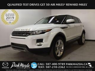 Used 2013 Land Rover Evoque Pure Plus for sale in Sherwood Park, AB