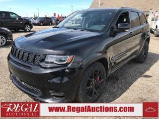 Used 2019 Jeep Grand Cherokee SRT 4D Utility 4WD 6.4L for sale in Calgary, AB