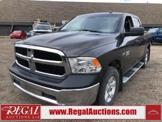 Used 2017 RAM 1500 SXT Crew CAB SWB 4WD 5.7L for sale in Calgary, AB