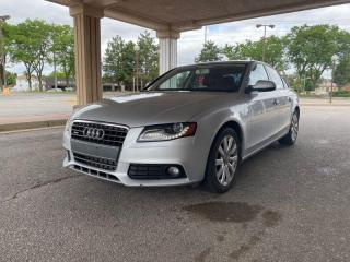 Used 2012 Audi A4 for sale in Windsor, ON