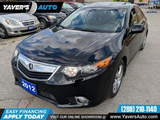 Used 2012 Acura TSX for sale in Hamilton, ON