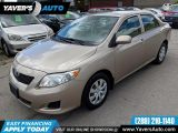 Photo of Tan 2010 Toyota Corolla