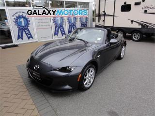 Used 2016 Mazda Miata MX-5 GX for sale in Victoria, BC