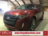 Photo of Red 2014 Ford Edge