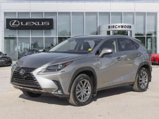 New 2020 Lexus NX 300 Premium for sale in Winnipeg, MB