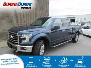 Used 2016 Ford F-150 Cab SuperCrew 4RM 145 po XTR for sale in Gatineau, QC