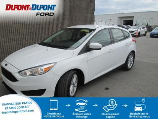 Used 2018 Ford Focus SE À HAYON for sale in Gatineau, QC