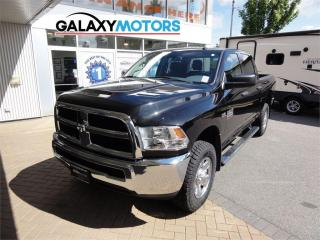 Used 2016 RAM 2500 ST - Crew Cab, 5.7L V8, 6.5' Bed, 4x4 for sale in Nanaimo, BC