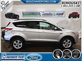 Used 2013 Ford Escape SE AWD MOTEUR 2L for sale in Rimouski, QC
