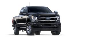 New 2020 Ford F-350 Super Duty SRW F-350 Platinum for sale in North Bay, ON