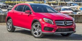 Used 2016 Mercedes-Benz GLA 250 4MATIC for sale in Pembroke, ON
