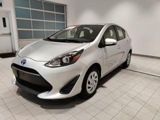 Used 2019 Toyota Prius c HYBRIDE **JAMAIS ACCIDENTÉ** for sale in St-Eustache, QC