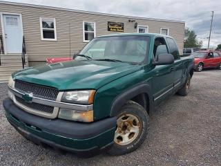 Used 2003 Chevrolet Silverado 1500 EXT. CAB LONG BED 2W for sale in Stittsville, ON