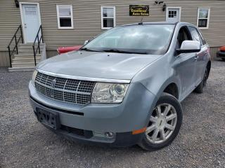 Used 2007 Lincoln MKX AWD for sale in Stittsville, ON
