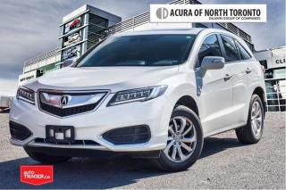 Used 2017 Acura RDX Tech at No Accident| Remote Start|Blind Spot for sale in Thornhill, ON