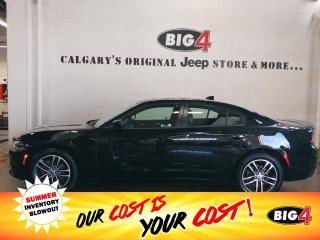 Used 2019 Dodge Charger SXT AWD for sale in Calgary, AB