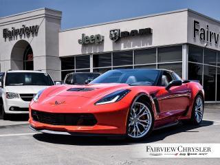 Used 2019 Chevrolet Corvette Z06 l 2LZ l 7-SPEED MANUAL l NAV l for sale in Burlington, ON