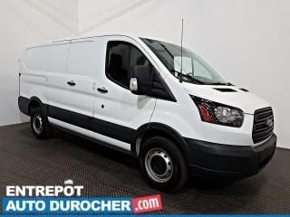 Used 2017 Ford Transit Cargo Van Propultion AIR CLIMATISÉ - Caméra de Recul for sale in Laval, QC