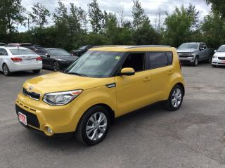 Used 2014 Kia Soul EX - AUTO - A/C - BACK UP CAMERA! for sale in Ottawa, ON