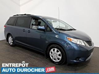 Used 2014 Toyota Sienna LE AIR CLIMATISÉ - Caméra de Recul - 8 Passagers for sale in Laval, QC