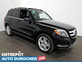 Used 2015 Mercedes-Benz GLK-Class GLK 250 BlueTec AWD NAVIGATION - Toit Ouvrant -A/C for sale in Laval, QC
