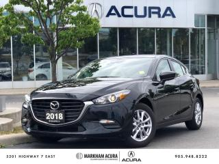 Used 2018 Mazda MAZDA3 Sport GS at for sale in Markham, ON