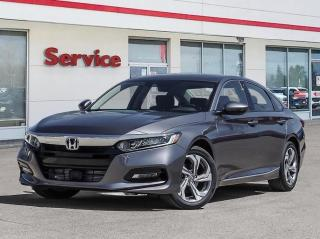 Used 2020 Honda Accord Sedan EX-L|Courtesy Car|Save Thousands|Loaded for sale in Brandon, MB