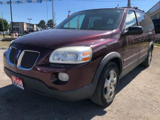 Used 2008 Pontiac Montana Sv6 w/1SC for sale in Whitby, ON