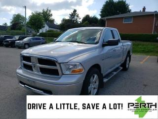 Used 2012 RAM 1500 SLT | Quad Cab | Bench Seat | Heated Mirrors | As for sale in Mitchell, ON