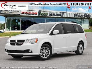 New 2020 Dodge Grand Caravan PREMIUM PLUS for sale in Cornwall, ON