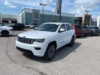 New 2020 Jeep Grand Cherokee Altitude for sale in Pickering, ON
