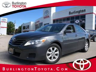 Used 2011 Toyota Camry LE for sale in Burlington, ON