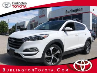 Used 2016 Hyundai Tucson Limited for sale in Burlington, ON