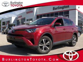 Used 2018 Toyota RAV4 LE for sale in Burlington, ON