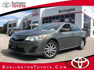 Used 2014 Toyota Camry LE UPGRADE for sale in Burlington, ON