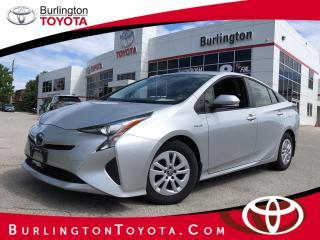 Used 2016 Toyota Prius for sale in Burlington, ON
