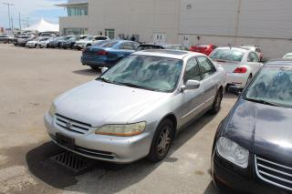 Used 2002 Honda Accord 2.3L SE for sale in Whitby, ON