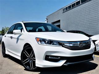 Used 2017 Honda Accord Sedan |SPORT|SUNROOF|HEATED SEATS|LANE WATCH|REAR VIEW! for sale in Brampton, ON