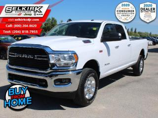 Used 2019 RAM 2500 Big Horn - Towing Package - $322 B/W for sale in Selkirk, MB