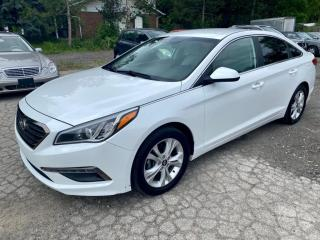 Used 2015 Hyundai Sonata 4dr Sdn 2.4L Auto, bluetooth, remote starter for sale in Halton Hills, ON