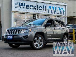 Used 2012 Jeep Compass Limited NAV/ROOF/4X4 for sale in Kitchener, ON