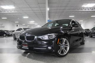 Used 2017 BMW 3 Series 320i xDRIVE I NAVIGATION I SUNROOF I REAR CAM I HEATED SEATS for sale in Mississauga, ON