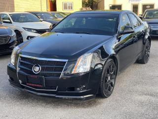 Used 2009 Cadillac CTS 4dr Sdn RWD w/1SB for sale in Scarborough, ON