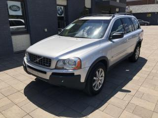 Used 2006 Volvo XC90 5dr V8 AWD 7 seat *As Is* for sale in Nobleton, ON