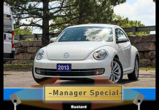 Used 2013 Volkswagen Beetle Coupe 2DR CPE 2.0L TDI DSG COMFORTLINE for sale in Waterloo, ON