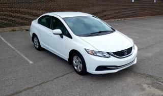Used 2015 Honda Civic Sedan NO ACCIDENTS  | FINANCING AVAILABLE | BACK UP CAMERA for sale in Concord, ON