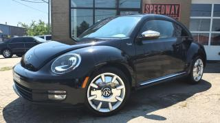 Used 2013 Volkswagen Beetle 2dr Cpe Fender Edition, Leather, Panoramic Roof for sale in Oakville, ON