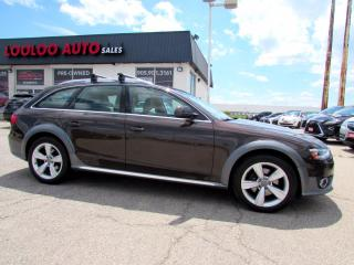 Used 2013 Audi A4 Allroad allroad 2.0T Premium quattro Tiptronic Navigation Certified for sale in Milton, ON