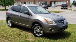 Used 2012 Nissan Rogue AWD 4dr for sale in Brampton, ON